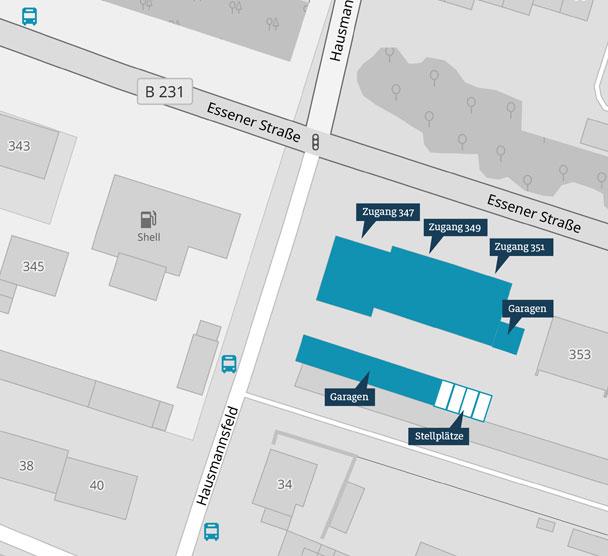 Wohnung kaufen in Oberhausen Galerie 6