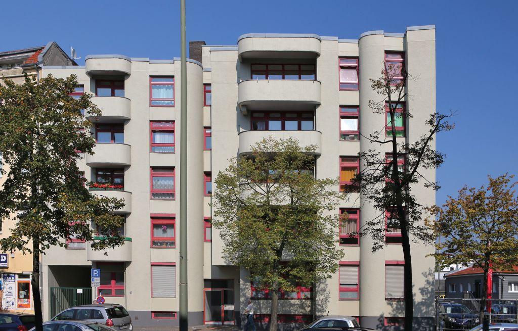 Berlin Residenzstrasse Aussenansicht