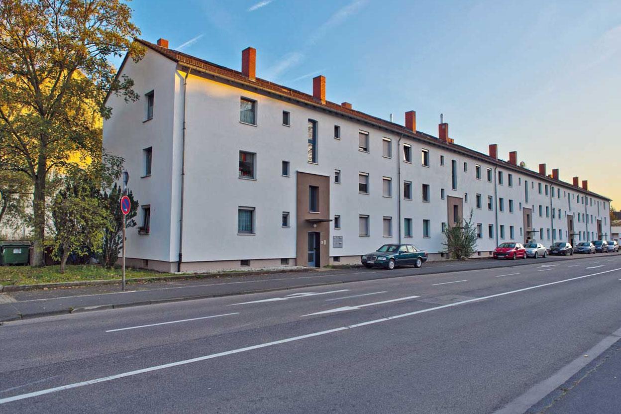 Wohnung kaufen in Hanau