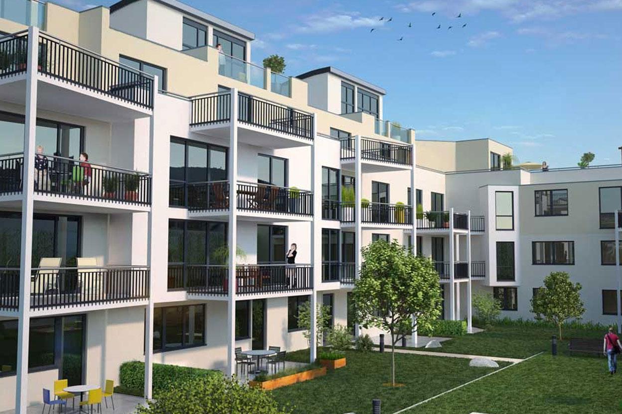 Wohnung kaufen in Bingen
