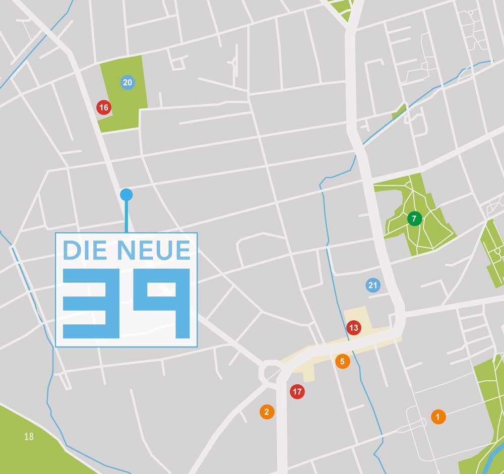 Wohnung kaufen in Berlin Karte